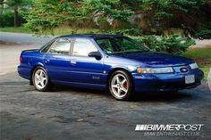 Shota15's 1995 Ford Taurus SHO - BIMMERPOST Garage