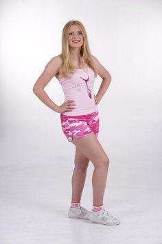 Tube Top & SOFFE Shorts