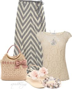 """summertime Maxi"" by squiddesigns ❤ liked on Polyvore"