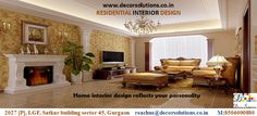 Feng Shui advocates the building of kitchens living room far from where you plan to build the bedroom. So ensure the harmonies are in perfectly adjusted!  #FengShui #InteriorDesign #vastu  Call: 8860553236 http://www.decorsolutions.co.in/residential-interior-decorators.php