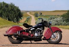 1946 Chief Indian from DeVille Cycles