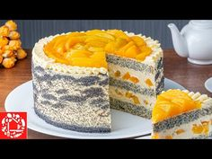 Easy Cake Recipes, Great Recipes, Fun Desserts, Dessert Recipes, No Bake Treats, Creative Cakes, Healthy Baking, Diy Food, Vanilla Cake