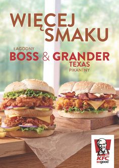 KFC Boss i KFC Grander Texas by McCann Worldgroup