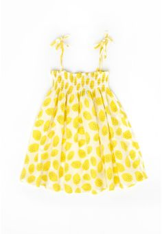 ROBE CITRONS - BOBO CHOSES