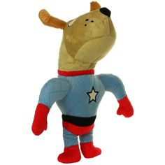 Mighty Dog Toys Toon Super Dog