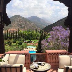 Luxury Hotel near Marrakech, Morocco | Kasbah Tamadot
