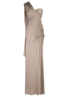 Amanda Wakeley Yenee Long Dress
