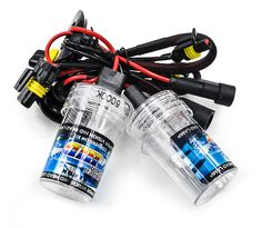 One Pair 35W H1 Xenon HID Light Bulb LAMP 4300K 5000K 6000K 8000K 10000K 12000K