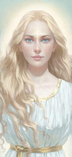Melinethel, esposa de Oropher