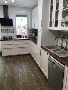 Amerikai stílusú konyha egy panel lakásban? | Lakásművészet