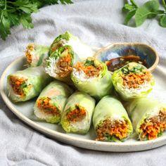 Veggie Recipes, Asian Recipes, Vegetarian Recipes, Healthy Recipes, Veggie Food, Gado Gado, Healthy Snacks, Healthy Eating, Good Food