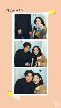 Goblin-Gong Yoo x Kim Go-eun_Korean Drama_id-Subtitle Live Action, Goblin The Lonely And Great God, Goblin Gong Yoo, Kim Go Eun Goblin, Goblin Korean Drama, Yoo Gong, Korean Drama Quotes, Yoo Ah In, Kdrama Memes