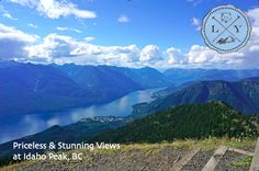 This sunny weekend is perfect for an easy hike to beautiful Idoho Peak, one of the best views in BC. Anything Is Possible, Way Of Life, My Way, Nice View, Be Perfect, Hiking, The Incredibles, River, Mountains