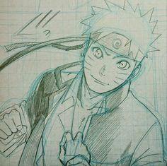 Naruto Uzumaki, Anime Naruto, Naruhina, Hinata, Boruto, Naruto Drawings, Manga, Animals, Art