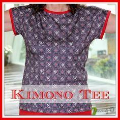 LÖwin.g: Kimono Tee...