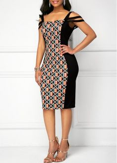 Dresses For Women Latest African Fashion Dresses, African Print Dresses, African Dress, Women's Fashion Dresses, Diy Clothes Tops, Trendy Clothes For Women, Sexy Backless Dress, Business Dresses, African Attire