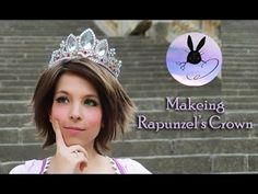 Ari B-Rabbit STORE | Etsy | - Making Rapunzel's Crown [Tangled] - YouTube