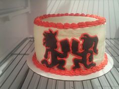 This would be perfect for a anniversary cake Brownies From Scratch, Insane Clown Posse, Our Wedding, Wedding Ideas, Cheesecake Pie, Cakes And More, Let Them Eat Cake, Wedding Cakes, Valentines Day