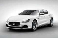 Maserati Ghibli Imagine when Dad finds this Italian sports car in the driveway on Sunday morning. The Ghibli is perfect for the young professional father who likes it when the road ...