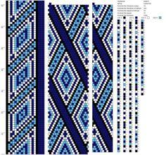 18 around bead crochet pattern Crochet Bracelet Pattern, Crochet Beaded Necklace, Bead Crochet Patterns, Beading Patterns Free, Beaded Bracelet Patterns, Spiral Crochet, Bead Crochet Rope, Cross Stitch Bookmarks, Bead Loom Bracelets