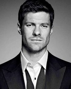 Xabi Alonso Hairstyle - Hairstyle Ideas for Men