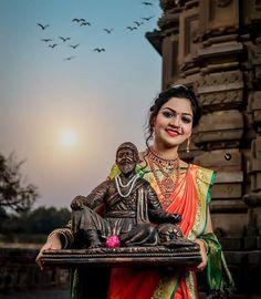 Indian Wedding Photography Poses, Beauty Photography, Creative Photography, Cool Girl Pictures, Girl Photos, College Girl Photo, Marathi Bride, Marathi Nath, Holi Photo