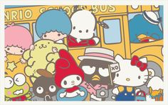 Find the best Sanrio Characters Wallpaper on GetWallpapers. We have background pictures for you! Sanrio Wallpaper, Stars Wallpaper, Wallpaper 2016, Hello Kitty Wallpaper, Wallpaper Pictures, Background Pictures, Iphone Wallpaper, Hello Sanrio, Character Wallpaper