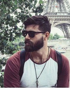 From Paris with beard ⠀⠀⠀⠀ _________________⠀⠀⠀⠀ #beard #beardlife #bearded #beardup #beardlovers #noshave #noshavelife #beardsofinstagram #beardsaresexy #beardboy #beardman #beardsandtattoos #beardstyle #beardgang #beardlove #beardedvillains #instabeard #noshavenovember #beardlovers #beardedlife #staybearded #beardedlife #beardedlifestyle #beards #beardkings #baard #barbe #barba #beardoftheday #beardon