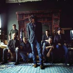 Counting Crows. Adam Duritz, their lead singer is an amazing lyricist. He battles with a dissociative disorder daily.
