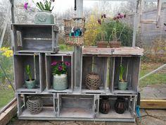 Hjemmelavet plantebord