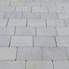Holzpflaster   Slow Living, Floors, Tile Floor, Crafts, Inspiration, Pavement, Timber Flooring, Home Tiles, Biblical Inspiration