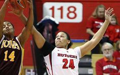 Rutgers women by scarletknights.com