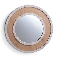 Piper Wood Mirror