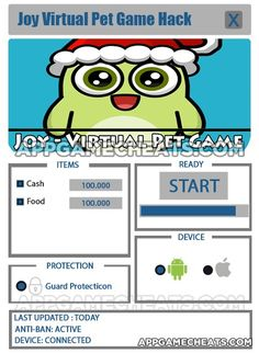 Joy Virtual Pet Game Cheats & Tips for Cash & Food  #JoyVirtualPet #Simulation #Strategy http://appgamecheats.com/joy-virtual-pet-game-cheats-tips-cash-food/