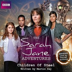 The Sarah Jane Adventures Series 5 Promo Photos Original Doctor Who, New Doctor Who, Alexander Armstrong, The Sweeney, Sarah Jane Smith, Veronica Roth, Fiction Writing, David Tennant, Dr Who