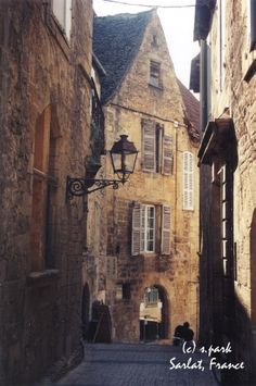Sarlat, France (Dordogne)