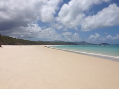 Whitehaven Beach, Whitsunday Island, Australia — by Ingrid Stoll. Whitehaven Beach - beautiful place to be. Tee took a sailing trip around the Whitsunday Islands. Camera: iPhone 5