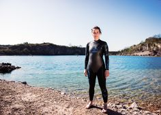 Shots taken for the Wetsuit review in Triathlon Plus Magazine, pick up your issue today, available from 22nd May! #triathlon #photography #water #athletics
