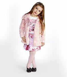 Conjunto infantil Gatinha Princesa Momi