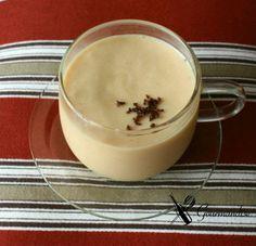 Gourmandise Mousse de doce de leite e iogurte