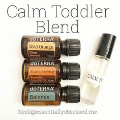 Calm Toddler
