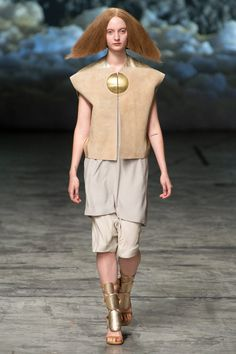 Rick Owens | Spring 2013 Ready-to-Wear Collection | Style.com