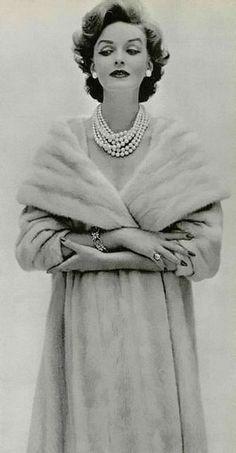 1958,  Fashion...beautiful