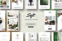 Soft Instagram Story Template by EightonesixStudios on Envato Elements