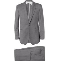 KilgourGrey Wool Suit