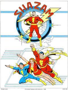 Captain Marvel Family