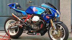 Extreme modifications Moto Guzzi Le mans                                                                                                                                                                                 More
