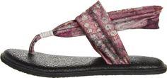 Sanuk Women's Yoga Sling Slingback Sandal -