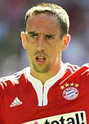 Franck Ribéry---------Teams   France   Bayern Munich
