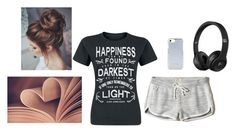 """""""Bookworm staying in"""" by submissive-bookworm on Polyvore featuring Hollister Co."""